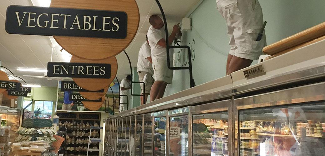 Cape Cod Commercial Painting Contractors