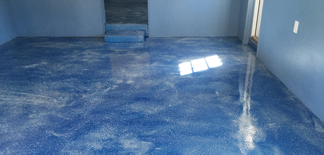 Cape Cod: Epoxy Floor Systems