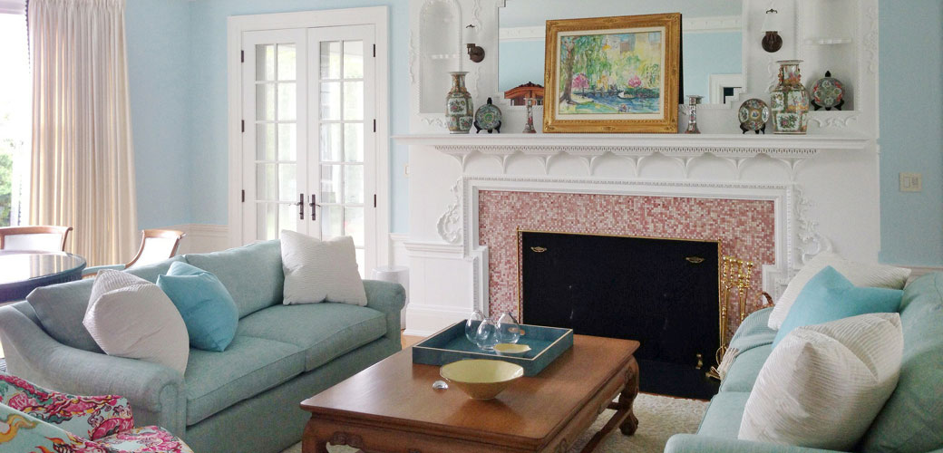 Interior Painting on Cape Cod