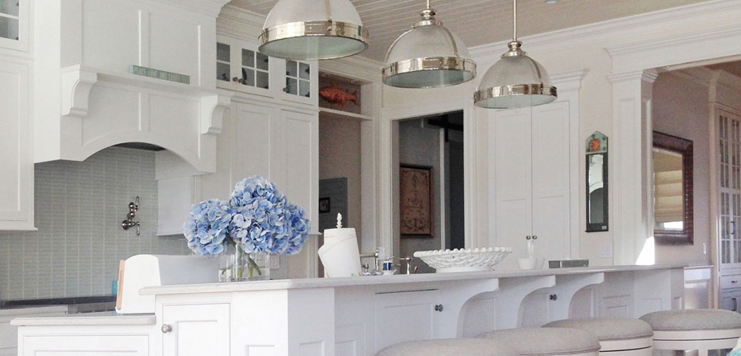Painting Kitchen Cabinets on Cape Cod